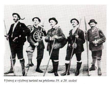 Historie Klubu českých turistů