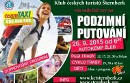 Podzimní putování 26.9.2015 - doprava a parkování