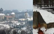 Lednová výprava ze Sovince a Dalova k Těšíkovské kyselce 23. ledna 2016