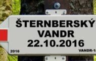 Šternberský vandr 2016 - 1. ročník