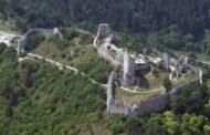 Za Čachtickou paní na tajemný hrad v Karpatech - 30.9.2017