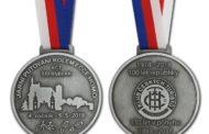 Medaile na Jarním putování kolem Ecce Homo