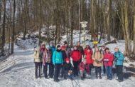 Hanušovická vrchovina ukázala svojí zimní sílu