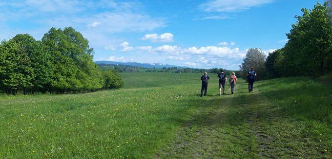 Pochod přírodním parkem Sovinecko a výlet z Brodku do Tovačova