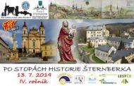 Po stopách historie Šternberka 4. ročník – 13.7.2019