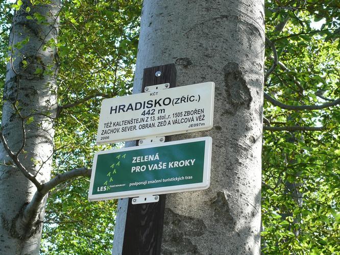 Přes Žulový vrch na Hradisko - 27.7.2019