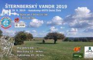 Šternberský vandr 4. ročník - 28.9.2019